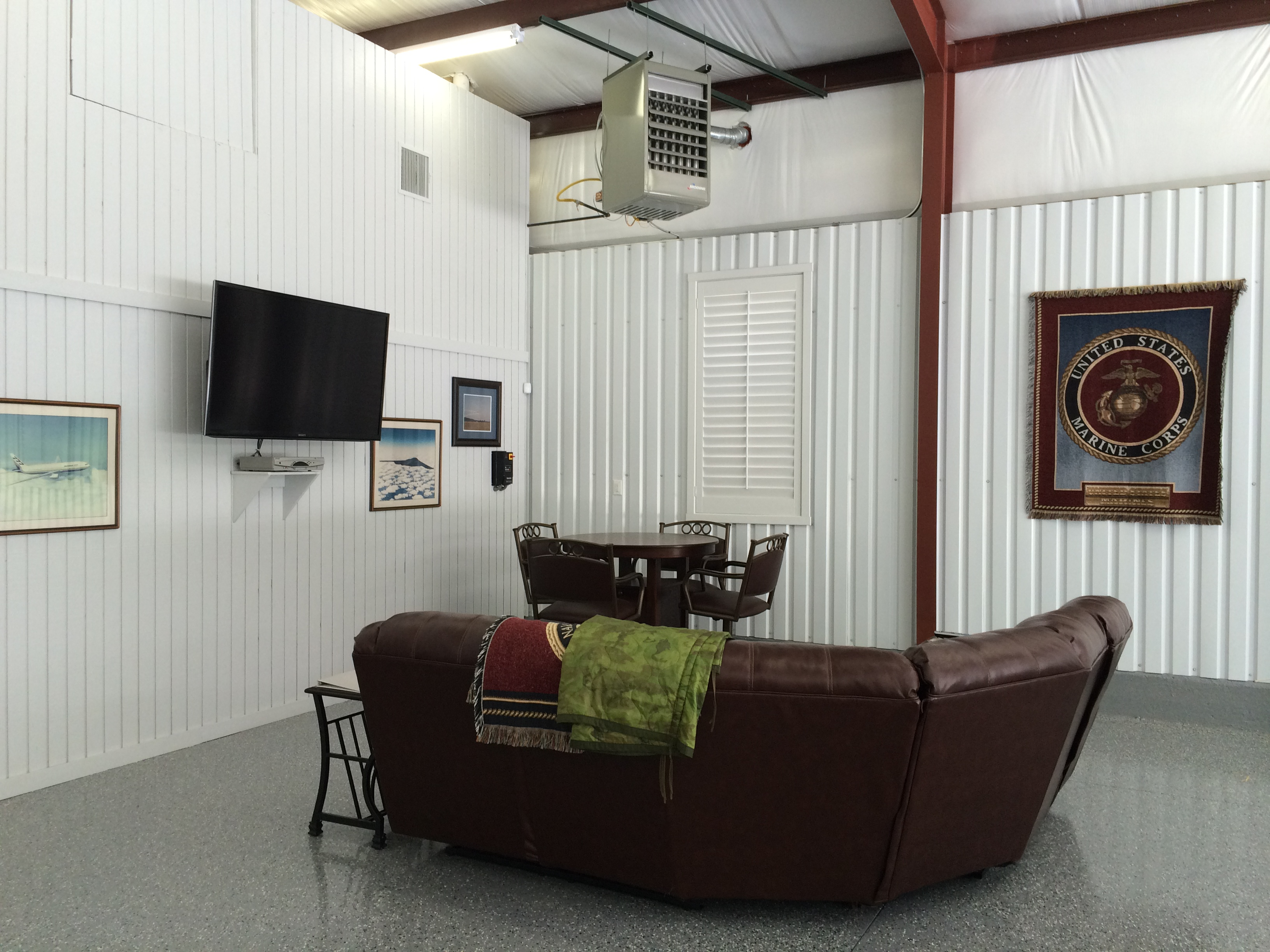 airplane hangars by will steed homes steed custom homes