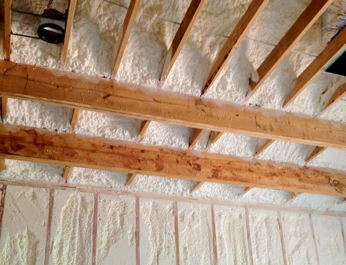 Spray Foam Insulation Vs Blown In Insulation Will Steed