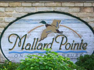 Custom Home Mallard Pointe