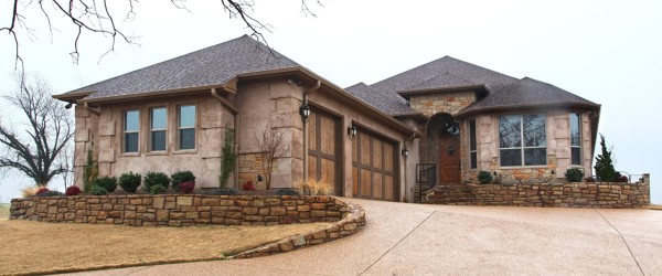 Lake Texoma Custom Home