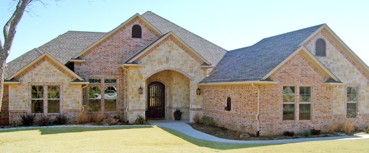 Pecan Plantation Custom Home