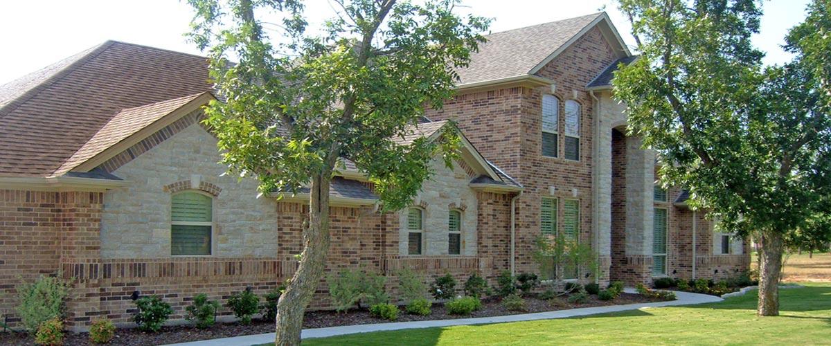 Granbury Texas Custom Home