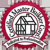 certified master builder logo
