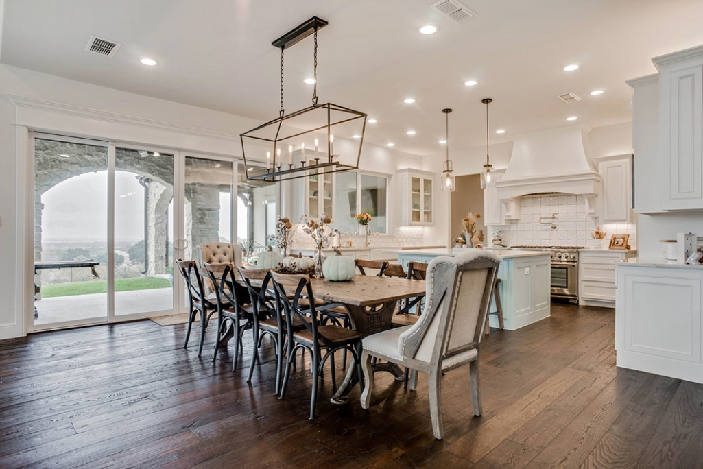 Design Trends For Granbury Custom Homes Will Steed